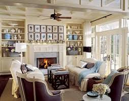 Country Style Living Rooms Home Interior Design Ideas - Interior design country style