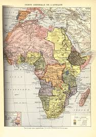 Congo Africa Map French Map Of Colonial Africa 1911 France Pinterest