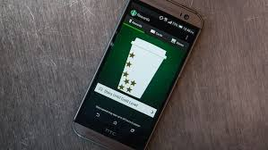 starbucks app android starbucks for android review cnet