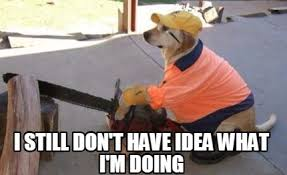 Chainsaw Meme - meme creator chainsaw dog meme generator at memecreator org