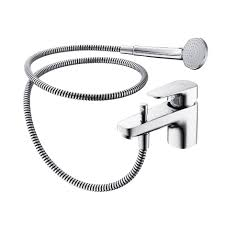 tempo 1 hole bath shower mixer bath shower mixers taps bluebook