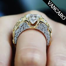 vancaro engagement rings vancaro angel wings ring or downvids net