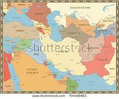map of southwest southwest map isolated on white stock vector 705442387