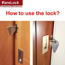 sliding wood cabinet door lock sliding door locks rarelock barn door lock sliding stainless simple