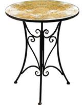 Tile Bistro Table Amazing Deals On Mosaic Patio Tables