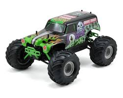 monster jam radio control trucks traxxas 1 16 grave digger 2wd monster truck rtr w backpack u0026 tq