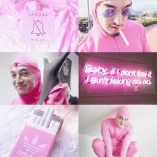 Meme Pink - pink guy aesthetic papi franku and joji miller pinterest guy