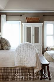 Bedroom Design Questions Savvy Southern Style Answering Questions About My Bed And A How To