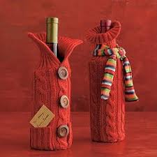 diy wine bottle cozy search re fashion