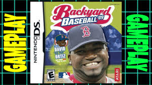 backyard baseball ds home design inspirations