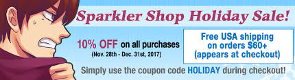 holiday coupon sparkler shop sale 2017 use coupon code holiday sparkler monthly