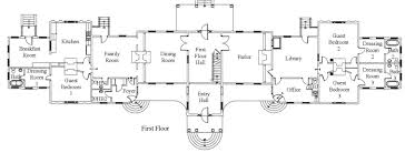 Mansion Floor Plans Floor Plan Belle Grove Plantation Bed And Breakfast