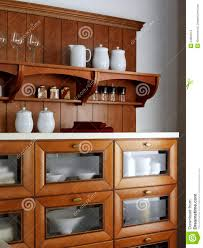 kitchen cabinet for dishes royalty free stock image image 24800516