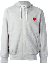 comme des garçons men clothing hoodies sale online at big discount