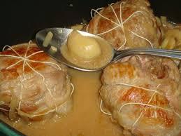 cuisine paupiette de veau paupiette de veau flambee au cognac la cuisine à sassenay