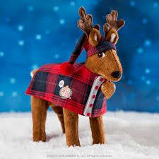on shelf reindeer fa la la reindeer pajamas on the shelf ideas clothes