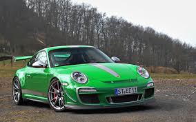 porsche 911 carrera gt3 rs wallpaper porsche 911 gt3 rs 4 0 green front view hd picture
