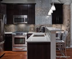 Espresso Kitchen Cabinets Espresso Kitchen Cabinets With Backsplash The Calming Looks Of