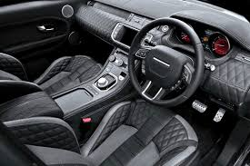 evoque land rover interior range rover evoque rs250 dark tungsten metallic edition by kahn design