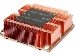 vapor chamber gpu cpu heat sink set dynatron b6 intel xeon platinum gold family processor products