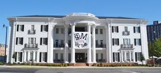 Cost To Build A House In Arkansas Take A Look Inside The New 13 Million Phi Mu Sorority House At