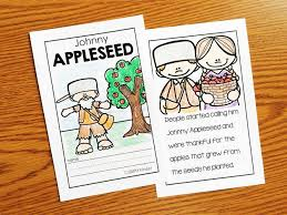 free johnny appleseed hat u0026 more simply kinder