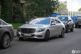 mercedes maybach 2016 mercedes maybach s600 30 august 2016 autogespot