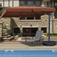 Lowes Outdoor Sectional by Exterior Breathtaking Cantilever Patio Umbrella Red Lowe Offset