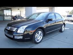 2007 ford fusion se 2007 ford fusion sel start up engine and in depth tour