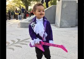 Purple Rain Halloween Costume Obama Sings U0027purple Rain U0027 Boy Dressed Prince