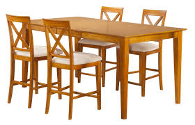 Tahoe 5 Piece Patio Dining Set - andover mills crestwood 5 piece counter height dining set