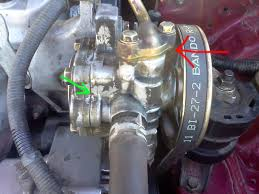 04 honda accord power steering power steering leak replace or redo o rings and seals
