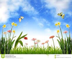 idyllic spring scenery royalty free stock images image 4680999