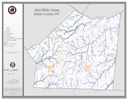 Nc Counties Map Union County Standard Maps