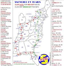 interstate 26 map 28 best snowbird rv route maps images on rv