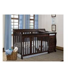 Storkcraft 3 In 1 Convertible Crib by Stork Craft Portofino 4 In 1 Fixed Side Convertible Crib And