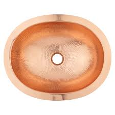 Hammered Copper Sink Reviews by 19