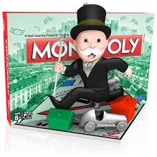 hallmark 2015 monopoly ornament 2nd in the family