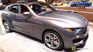 maserati suv interior 2017 2017 maserati levante s suv exterior and interior walkaround
