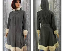 Warm Winter Coats For Women Long Wool Coat Etsy