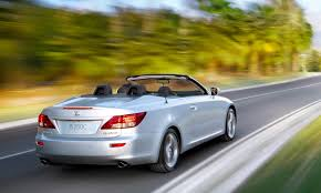lexus yellow convertible lexus is 250c adds heat to convertible market with sharp pricing