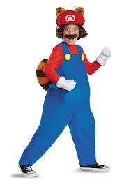 Super Deluxe Halloween Costumes Super Mario Bros Costumes Halloweencostumes