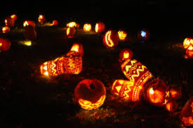 halloween pumpkin inferno at upper canada village tranquil dreams