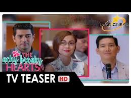 new haircut if jodi sta tv teaser the achy breaky hearts ian veneracion richard yap