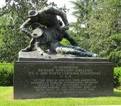 spirit halloween fredericksburg va the angel of marye u0027s heights an unlikely hero of the confederacy