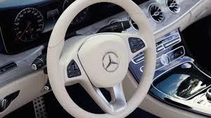 2018 mercedes benz e class cabriolet amg line interior and