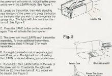 Overhead Door Garage Door Opener Remote Programming Innovation Design Overhead Door Garage Door Opener Remote