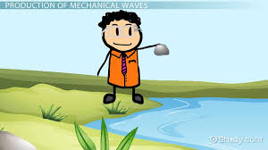 mechanical waves production u0026 propagation video u0026 lesson
