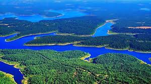 Party Cove Lake Of The Ozarks Map Sunrise Point Resort Norfork Lake And River Resort