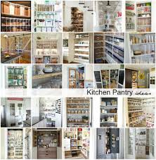 diy kitchen pantry ideas organization tips archives the idea room organized kitchen pantry